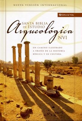 Santa Biblia de Estudio Arqueológica NVI (Tapa Dura)