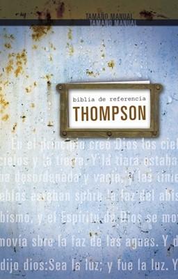 Biblia de Referencia Thompson Tamaño Personal (Tapa Dura)