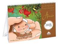 Calendario de Escritorio Ovejitas - Amen 2021