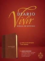 Biblia De Estudio Diario Vivir Nueva