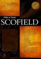 Biblia de estudio Scofield Imitación Piel