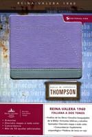 Biblia de Referencia Thompson Tamaño Personal