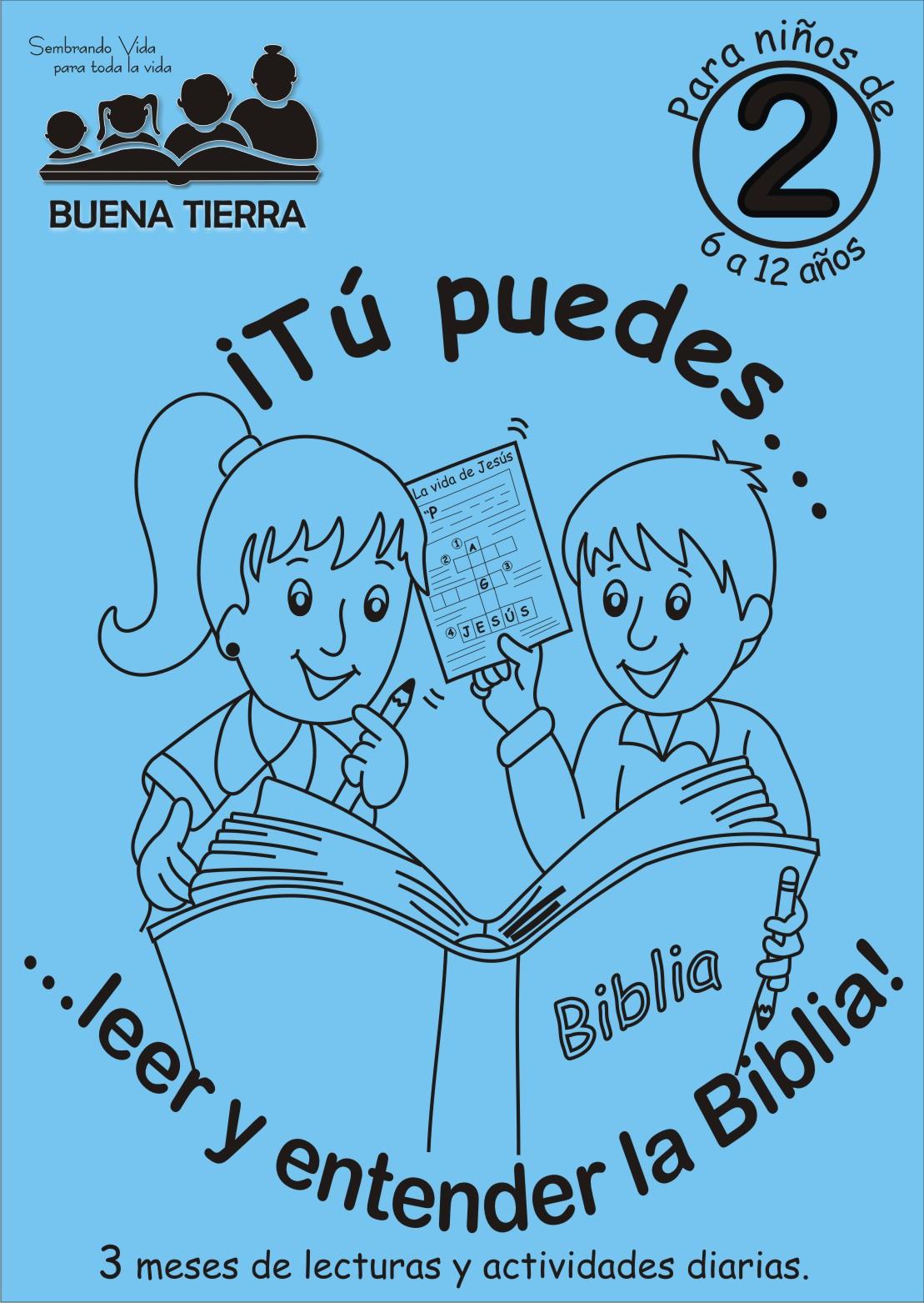 Tu Puedes Leer y Entender la Biblia