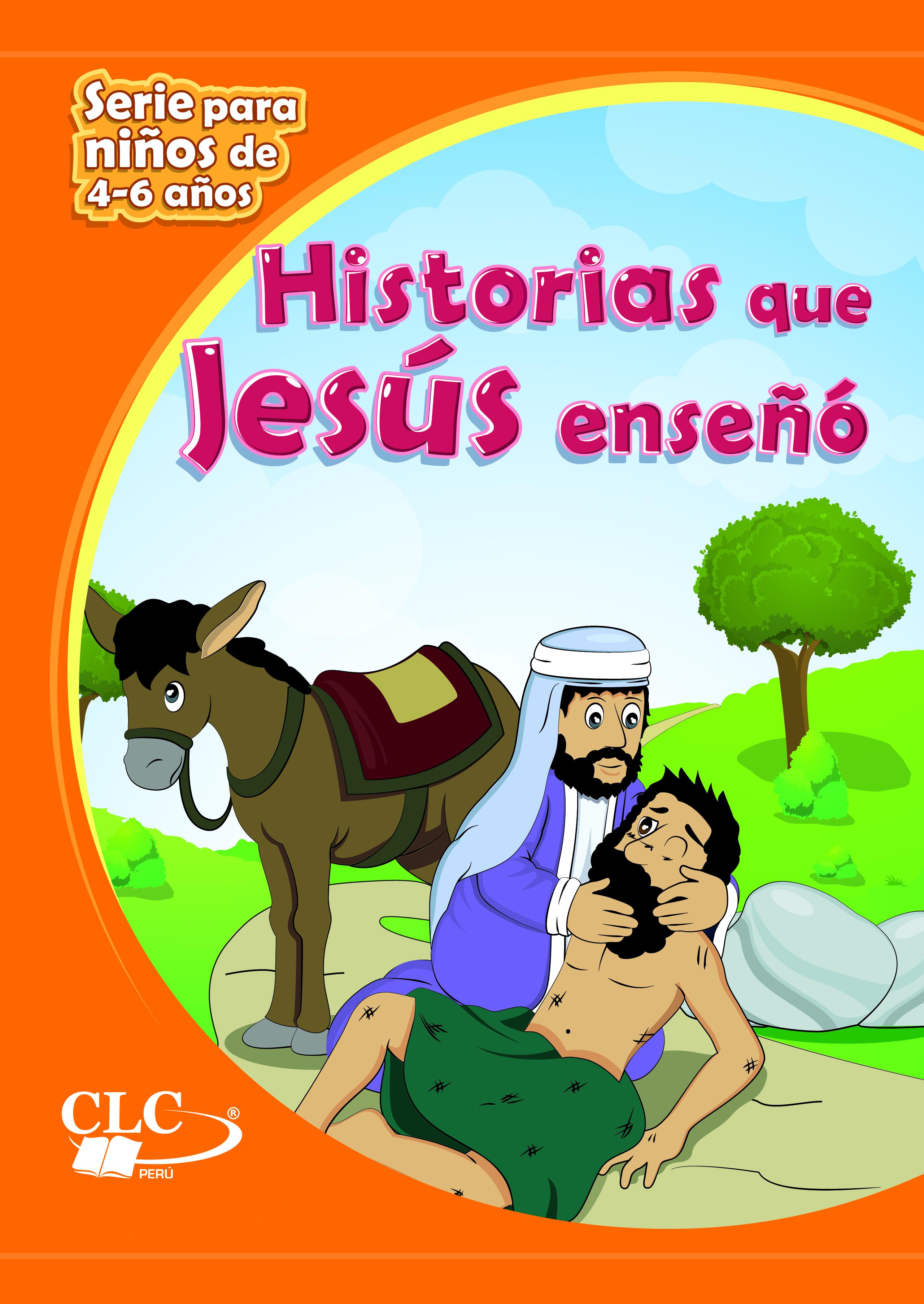 Historias Que Jesús Enseño