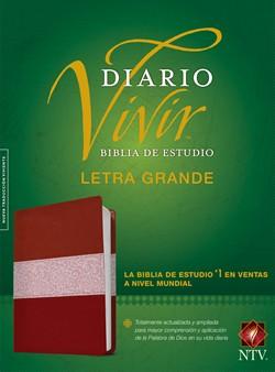 Biblia de Estudio del Diario Vivir - Letra Grande